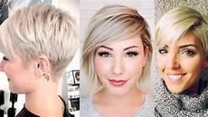 kurzhaarfrisuren blond damen bilder beautiful hairstyles haircuts