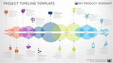 Cool Timeline Projects Fifteen Phase Creative Timeline Slide Project Timeline