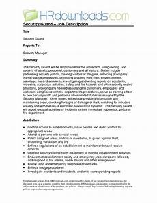 Example Of Written Report About An Incident Security Guard Incident Report Example Tagua