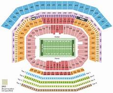 49ers Seating Chart San Francisco 49ers Tickets 49ers Tickets 49er Tickets