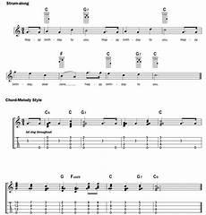 Happy Birthday Ukulele Chords Learn To Play Happy Birthday To You On Ukulele Ukulele