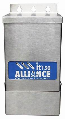 Alliance Lighting Transformer Alliance Outdoor Lighting Transformers It150