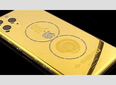 Year of the Rat Diamond and 18k Solid Gold iPhone 11 Pro