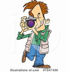 clipart pictures photographer clipart 1047430 illustration by toonaday