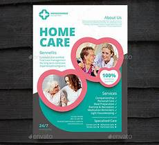 Home Care Flyer Elderly Care Flyer Template 27 Psd Ai Eps Format Download