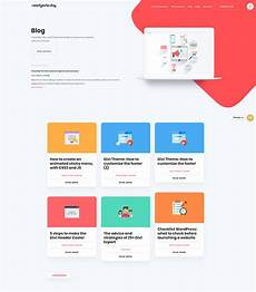Blog Layouts 11 Divi Websites With Cool Blog Layouts Elegant Themes Blog