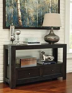 Gavelston Sofa Table 3d Image by T752 4 Signature Design By Gavelston Gavelston