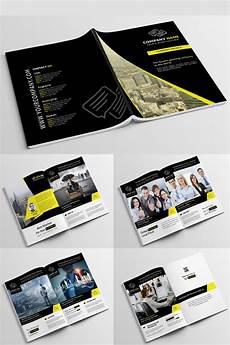 Company Profile Template For Interior Design Company Profile Psd Corporate Identity Template 68137