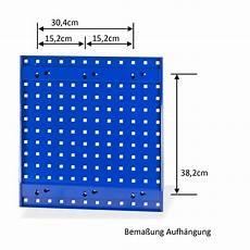 Werkzeug Lochblech by Lochblech Werkzeug Lochwand 49 3x45 6 Cm Stahlblech Blau