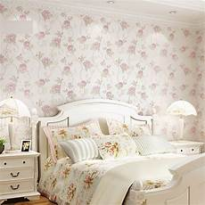 Flower Wallpaper In Bedroom by Free Shipping Embossed 3d Wallpaper Flower Bedroom Living