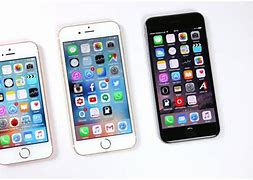 Image result for iPhone SE vs iPhone 6
