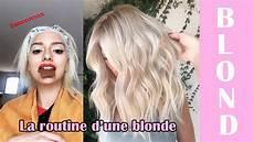 je fais mes cheveux je fais les cheveux blanc a ma soeur