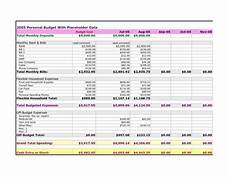 Budgeting Spreadsheet Templates Monthly Spreadsheet Template Spreadsheet Templates For