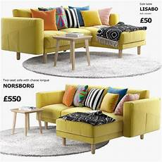 Small Chaise Sofa 3d Image by Ikea Norsborg Two Seat Sofa With Chaise Longue 3d Model