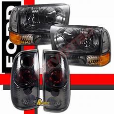2004 Ford F250 Lights 1999 2004 Ford F250 F350 Super Duty Pickup Headlights