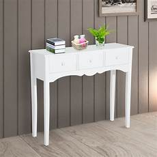 homcom entrance console dressing table living room 3