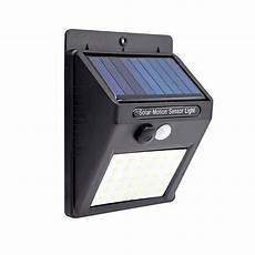 Open Trails Motion Activated Solar Led Light 2pcs Waterproof Outdoor Motion Activated Security Lighting