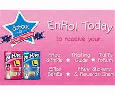 Pull Ups Reward Chart Free Huggies Pull Ups Sample Stickers Rewards Chart