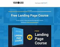 Video Landing Page Template The Ultimate List Of Free Landing Page Templates From