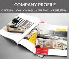 Company Profile Template For Interior Design Company Profile Interior Design By Boriesbechker