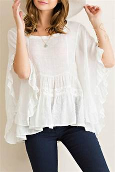 white peasant blouse entro white peasant blouse from by ale s closet