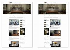 Blog Layouts Choose Your Blog Layout And Options For The Blogg Theme