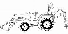 tractor farm equipment 183 free vector graphic on pixabay