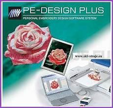 Pe Design Plus Pe Design Plus Program Na Tvorbu V 253 šivek šic 237 Stroje Eu