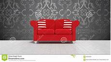 Sofa Pads 3d Image by Composite Image Of 3d Illustration Of Sofa With