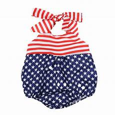 patriotic baby clothes mothballs 2017 fashion newborn baby clothes baby sleeveless