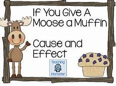 If You Give A Moose A Muffin Pdf Krista Mahan Teaching Momster Teaching Resources