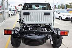 2016 My17 Ford Ranger Px Mkii 4x4 Xl Super Cab Chassis 3