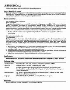 Computer Programming Student Resume Computer Programmer Take This Job Job Resume