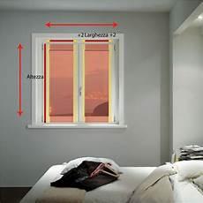 altezza davanzale finestra misure tende a rullo lavabili tende a rullo