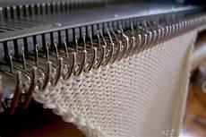 in the mundane knitmaster machine