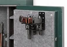 rack em 6020 universal 3 pistol gun cabinet holster