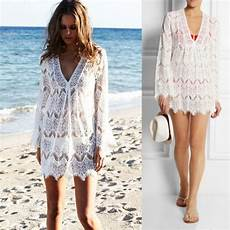 sleeve cover ups for swimwear 2015 summer style swimsuit cover up sleeve v neck