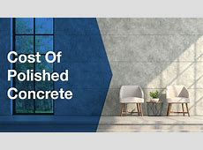Cost of Polished Concrete Floors   ServiceSeeking.com.au