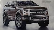 Pictures Of The 2020 Ford Bronco by 2020 Ford Bronco Raptor Price Release Date Changes Rumor