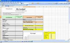 Budget Spreadsheet Excel Template 15 Free Personal Budget Spreadsheet Excel Spreadsheet