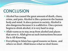 Essay On Alcoholism Effects Of Alcohol Essay Conclusion
