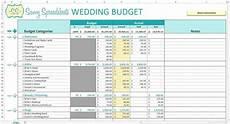 Wedding Excel Template Wedding Planning Spreadsheet Excelxo Com
