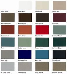 Powder Coat Colour Chart Nz Color Chart United Enertech