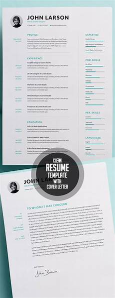 Best Designed Resume 50 Best Resume Templates For 2018 Design Graphic