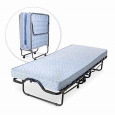shop serta 39 inch rollaway bed with poly fiber mattress