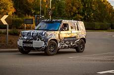 new land rover 2020 new 2020 land rover defender spied in testing