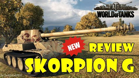 Wot Skorpion G Sale
