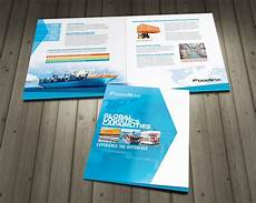 4 Pages Brochure 4 Page Brochure Brochure Design Company