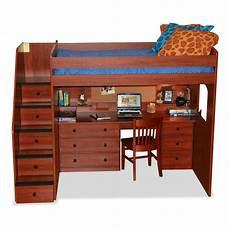 utica loft bed with stairway bunk beds loft beds