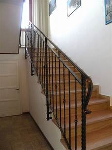 ringhiera in ferro battuto per scale interne venetocasa scale scala a giorno per interni in legno s37